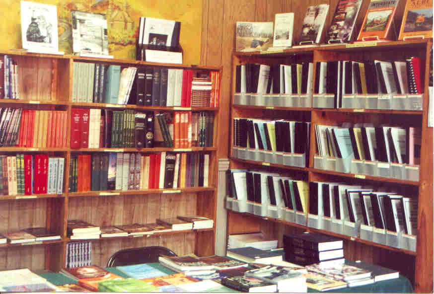 Wise County Historical Society Bookstore
